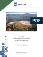 Material Fernando Schnaid Analysis-2018!05!1A -Mina Do Feijao- 17-03-18