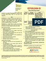 EffiKlean SI PDS R1