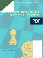 Elguezabal Daniel - Curso de Aperturas, Sistemas Abiertos, 2002-OCR, 240p