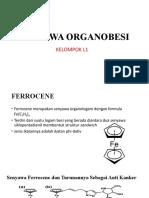 Senyawa Organobesi