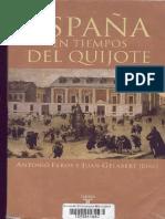 España en tiempos del Quijote - Antonio Feros y Juan Gelabert