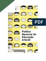 pOLITICA NACIONAL DE EDUCAÇAO INFANTL
