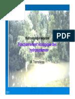01-Hydroécologie Végétale