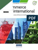 Le Commerce International Une Approche Nord-Américaine