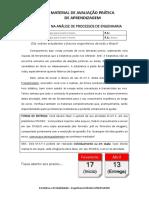 MAPA - Estatística e Probabilidade - Unicesumar