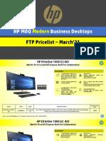 HP MOQ Modern BPC Mar'21 Pricelist - FTP
