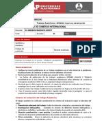trab. acad. DERECHO DE COMERCIO INTERNACIONAL