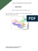 Lesson 2 Mandarin Pinyin Lecture Notes