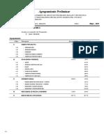 07.01 Agrupamiento Preliminar FORMULA POLINOMICA