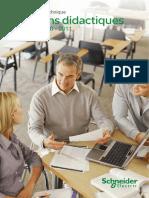Enseignement Technique Solutions Didactiques. Catalogue 2010-2011
