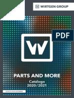 Wg Brochure Pam-catalogue 1019 v1 Pt