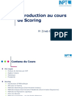 Cours 1 - Introduction au Scoring 2010-21