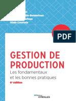 Extrait Gestion de Production