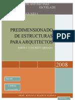 GUIA ESTRUCTURAS Arquitectura Electiva