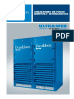 Colectores de Polvo Downflo Workstation
