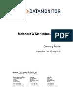 Mahindra  Ebsco 1
