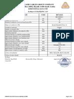 4x10mm² NCU-XLPE-PVC 1 kV (TD)