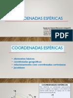 3 - Coordenadas SÓ ESFÉRICA TEORIA