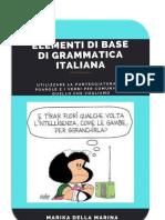 elementi_base_di_grammatica_italiana_parte_1
