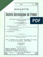 Bulletin de la SAF - N°2 2ème année 1989