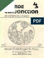 La Grande Conjonction N°2 - 25 novembre 1976