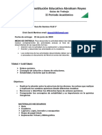 GUIA DE QUIMICA CLEI 5 ENLACES QUIMICOS 2021