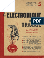 Memento Crespin 5 Electronique Au Travail [CRESPIN 1955 360p]