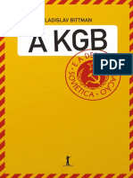 A KGB e a Desinformacao Sovieti - Ladislav Bittman