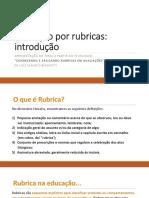 Rubricas_introdução
