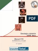 Ginecología y Obstetricia CTO 3.0
