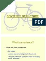 sentence_structure-_bike