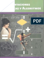 Módulo 3. Representaciones simbólicas y algoritmos