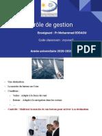 Séquence n°1_Séance n°1_Présentation générale du contrôle de gestion