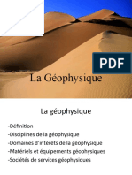 La Géophysique (2)