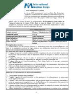 Avis Recrutement  Finance -Admin Officer_UNICEF-
