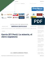 García (EY Perú)