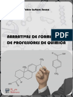 NARRATIVAS DE FORMADORES DE PROFESSORES DE QUÍMICA