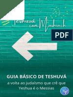 Guia Para a Teshuvá Com Mashiach