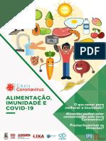 ALIMENTAÇÃO, IMUNIDADE E COVID-19