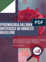 EPIDEMIOLOGIA DAS DOENÇAS INFECCIOSAS NO NORDESTE BRASILEIRO