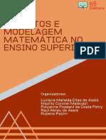 PROJETOS E MODELAGEM MATEMÁTICA NO ENSINO SUPERIOR