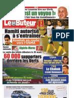 LE BUTEUR PDF du 07/03/2011