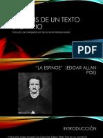 Análisis de un texto literario (Poe) (1)