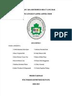 PDF Makalah Cdob Ruang Lingkup Cdob Compress
