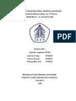 Laporan Apotek Kimia Farma No. 97 Tegal (1)