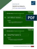 Aula 31.1 - Resumo e Exercícios - Tus Clases de Portugués