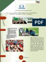 Ocupacion Del Espacio y Territoriedad de Los Movimientos Campesinos en America Latina y Vanezuela