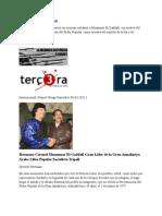 06-03-11 El FSLN respalda a Gaddafi