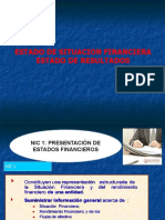 CLASE N°8_ Estados Financieros según las NIIF
