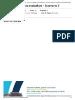 Actividad de puntos evaluables - Escenario 2 Estructuras de datos